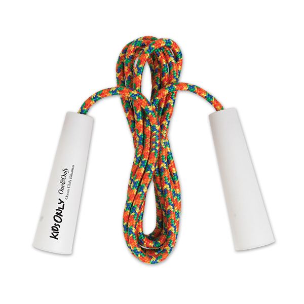 Promotional Rainbow Jump Rope