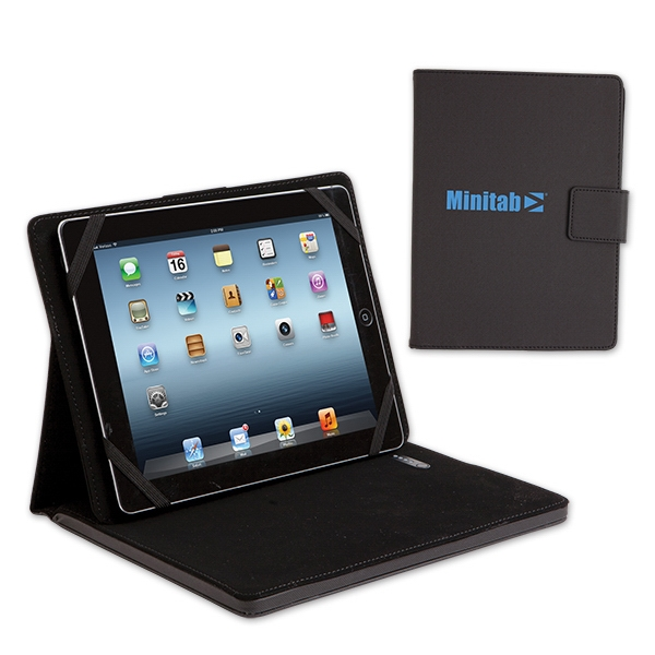 "Customized Rechargeable 11,600mAh Power Case - Designed for 10"" Tablets"