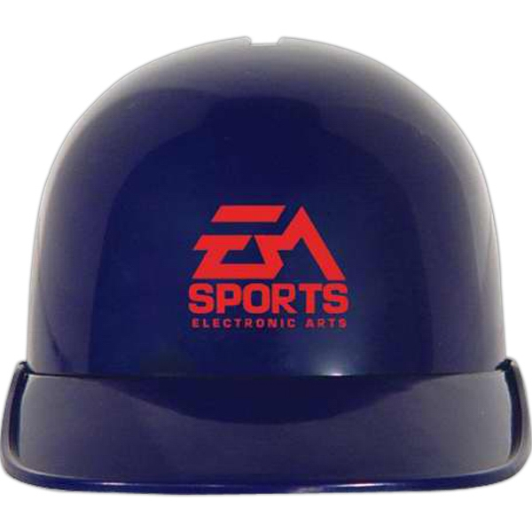 Printed Baseball Cap Shaped Bank