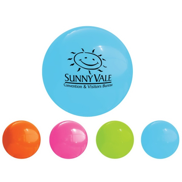 Imprinted AdMax (R) Mini Play Ball