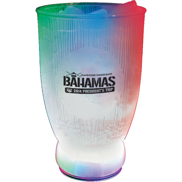 Promotional 18oz 3-Light Coconut Cup