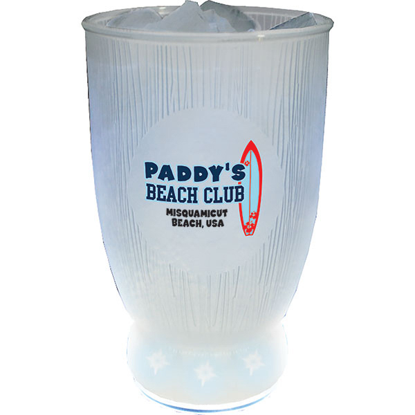 Customized 18oz 5-Light Coconut Cup