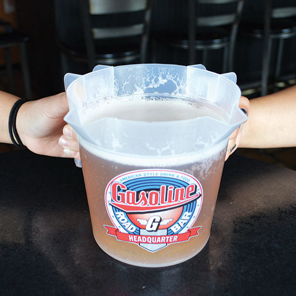 Personalized 48 oz Two-Handle Pitcher
