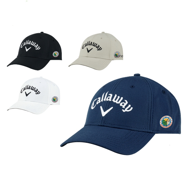 Customized Callaway (R) Side Crested Custom Cap