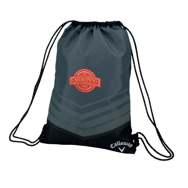Customized Callaway (R) Sport Drawstring Backpack