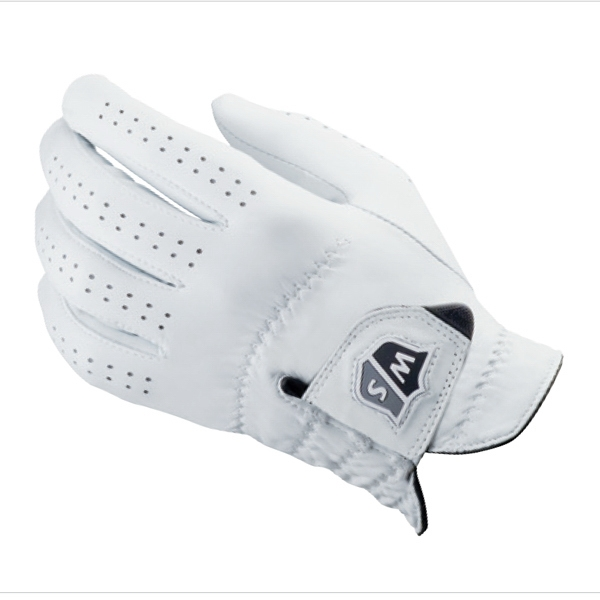 Personalized Wilson (R) Grip soft golf glove