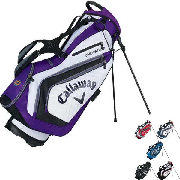 Printed Callaway (R) Chev Stand Bag
