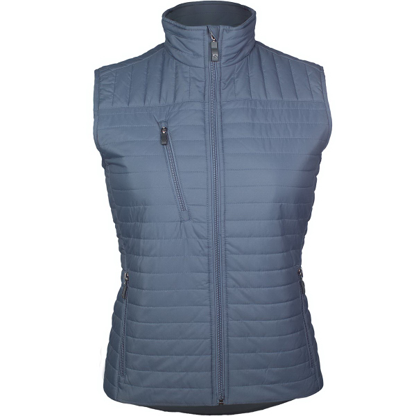 Customized Storm Creek Quilted Vest