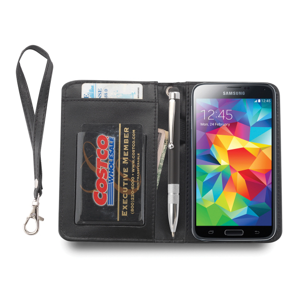 Imprinted I-Wallet Organizer