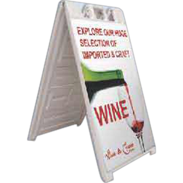 Personalized Large Corrugated Plastic Signs