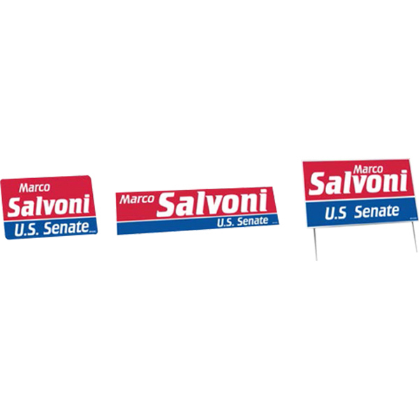 Customized Political Campaign Kit