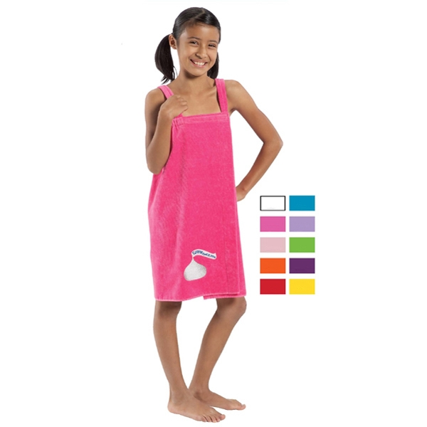 Promotional Kid's Terry Velour Body Wraps