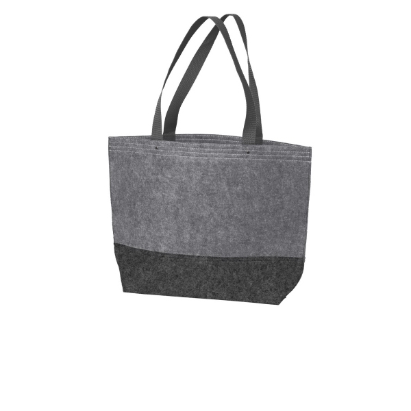 Promotional Port Authority Medium Felt Tote