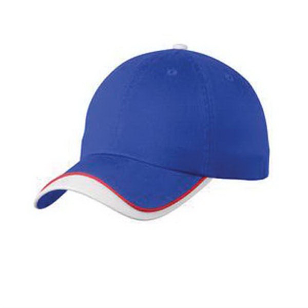 Personalized Port Authority Double Visor Cap