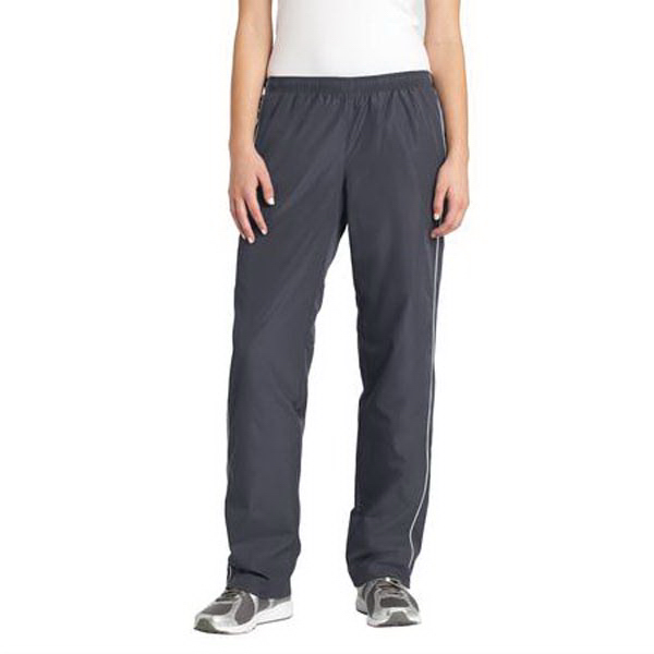 Personalized Sport-Tek Ladies Piped Wind Pant