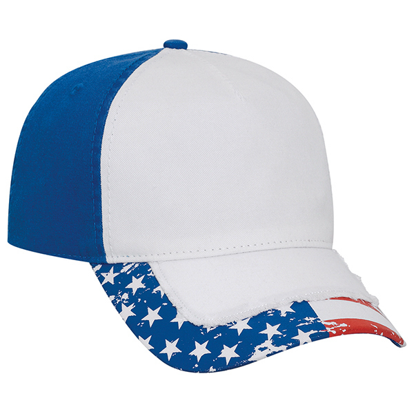 Promotional Six Panel Low Profile Pro Style Caps