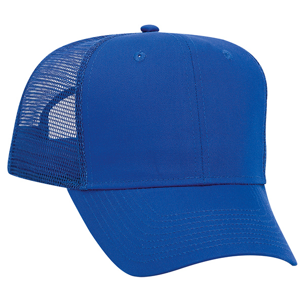 Personalized Pro Style Mesh Back Cap