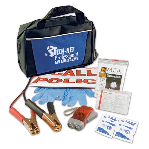 Personalized Auto Emergency Kit