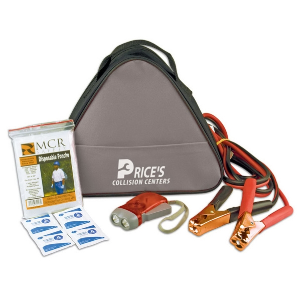 Personalized Triangle Safety Kit