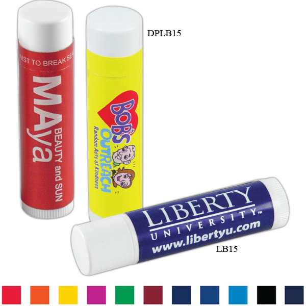Personalized Lip Balm