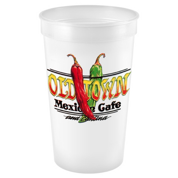 Promotional 20 oz Single Wall Tumbler