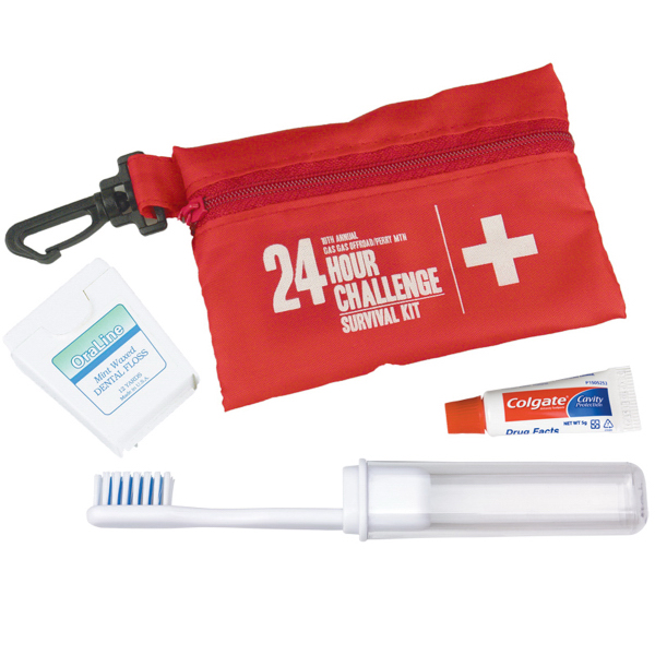Promotional Toothbrush Travel Kit