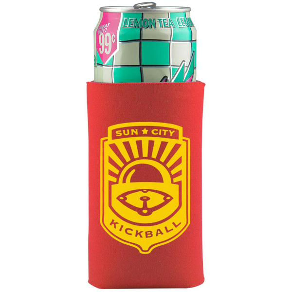 Customized Xlarge Can Insulator-USA, Can and Bottle Holder