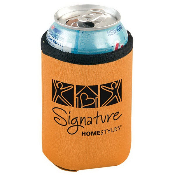 Customized Can Holder with Black Triim
