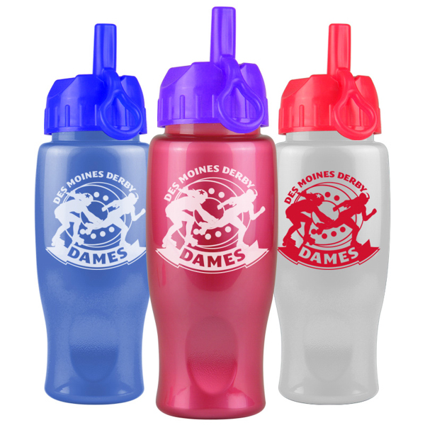 Personalized Eco-Pearl 27oz Sports Bottles