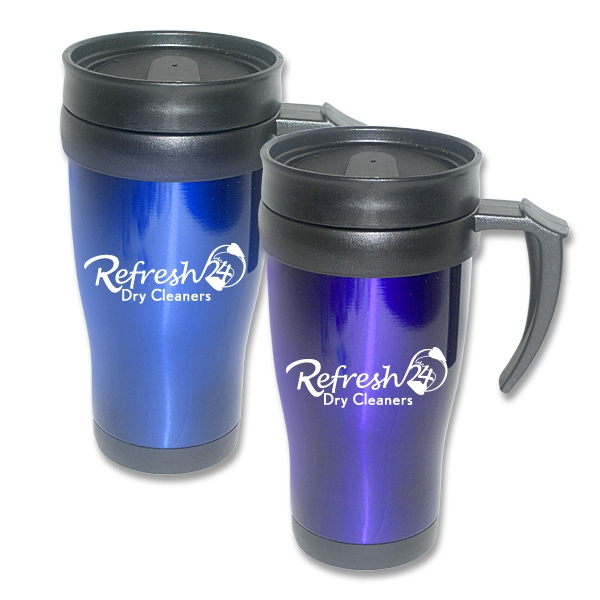 Personalized Navigator Mug In Colors