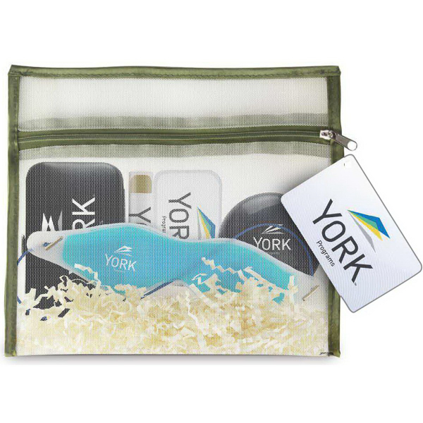 Personalized Getaway Travel Kit