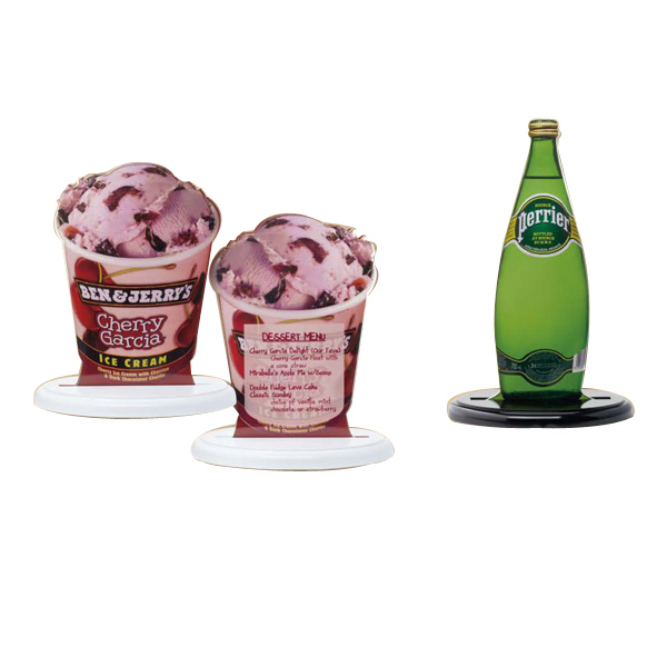 Promotional Table Shapes (TM) - (Tabletop Display)