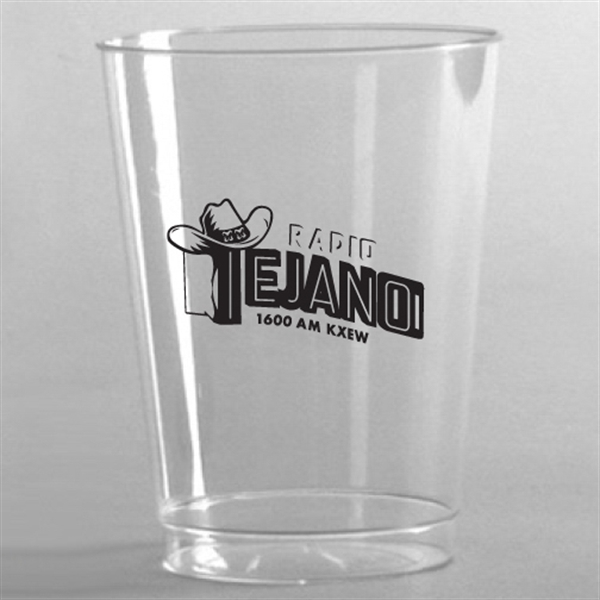 Customized Crystal Clear Styrene Cup