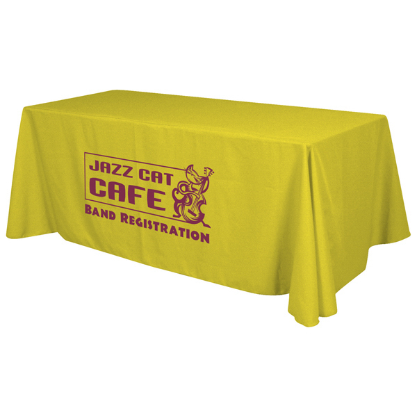 Printed Convertible Table Throw