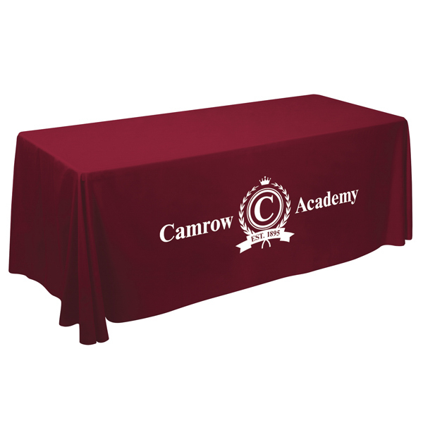 Customized Value Lite Table Throw Unimprinted