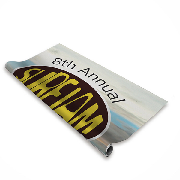 Customized Jumbo Tall  Retractor Kit Graphic Only