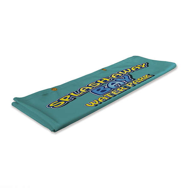 Promotional Giant Outdoor Banner Display Single-Sided Graphic Only