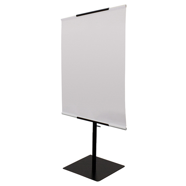 Printed Everyday Table Top Banner Display Hardware Only