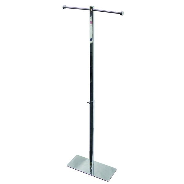 Promotional Portable Chrome Bag Stand