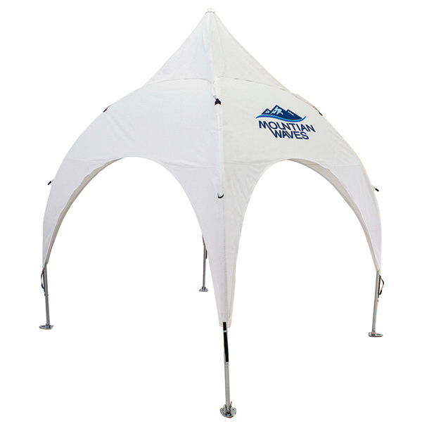 Customized Archway Event Tent