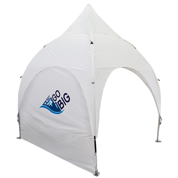 Custom Archway Event Tent Optional Full Wall