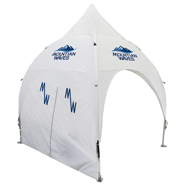 Custom Archway Event Tent Optional Full Wall With Zipper