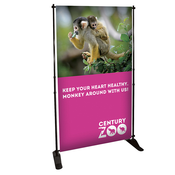 Promotional Sleek Exhibitor Expanding Display Kit