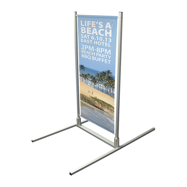 Customized Spring Flex Banner Frame Kit