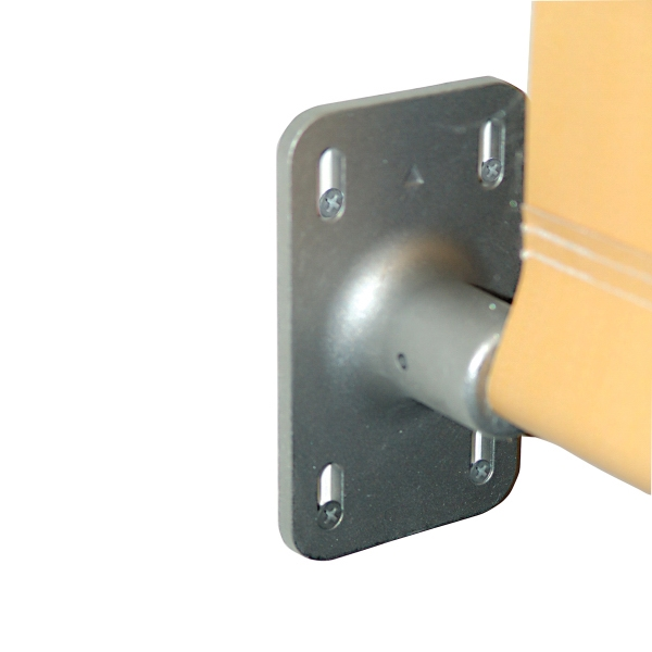 Imprinted Boulevard Wall Mount Bracket System