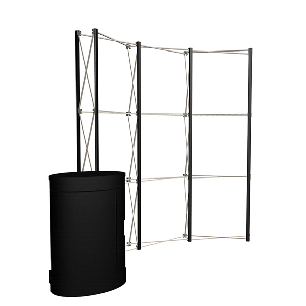 Custom Show 'N Rise Pop-Up Fabric Display Hardware Only Kit