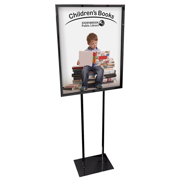 Custom Flat Base Sign Display Kit