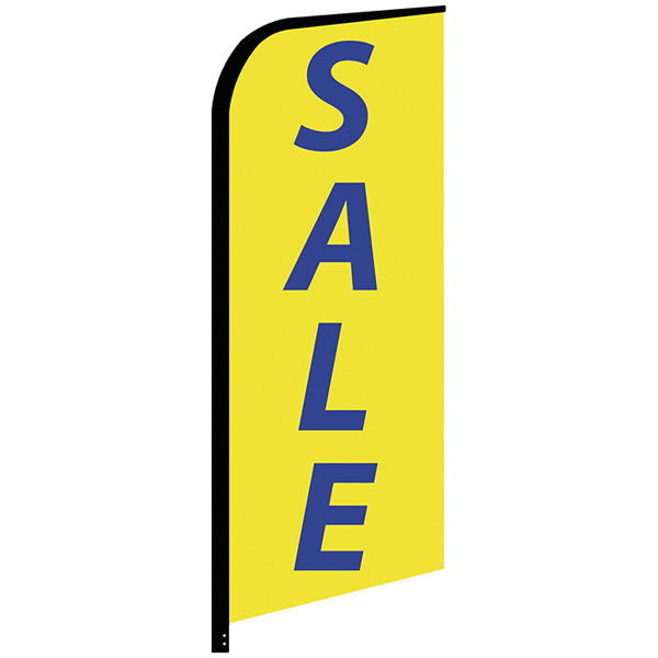 Personalized Pre-Printed Sail Sign Banner