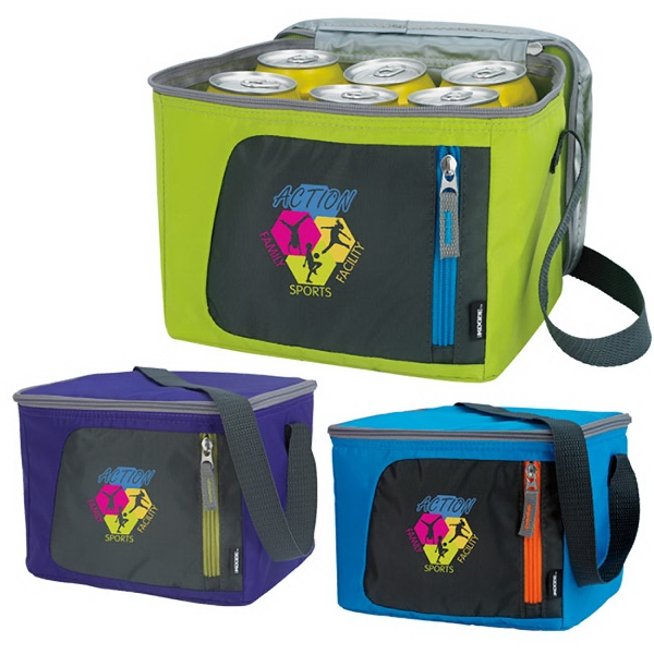Promotional KOOZIE® Sporty Six-Pack Kooler