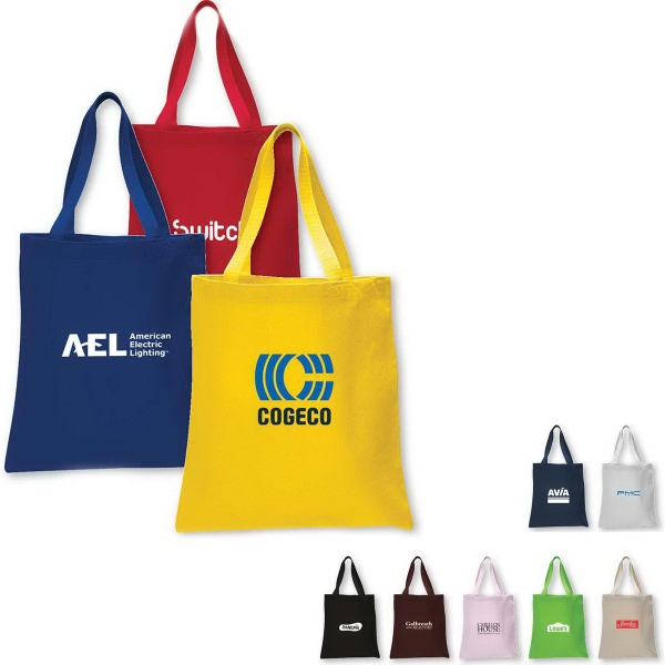 Promotional Canvas Promotional Tote Bag